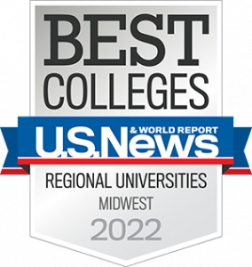 US New & World Report Best Colleges Regional Universities Midwest 2022